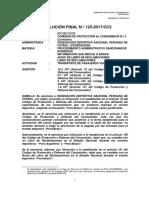 El Indecopi sanciona en primera instancia a la FPF por afectar derechos de los consumidores en los partidos Perú-Brasil y Perú-Argentina