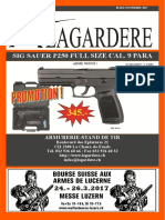 Catalogue 2017  Lagardaire Fierarms