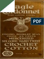 The Eagle's Call to Crochet-dantele-coltisori