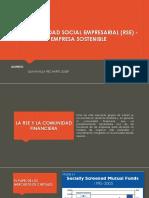 Responsabilidad Social Empresarial (Rse) - La
