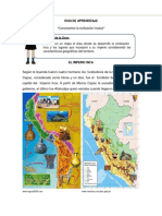 Guia de Aprendizaje Historia 4basico Semana 24 2014