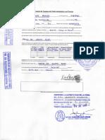 Autorizacion de Traspaso de Ticket Electronico Legalizado