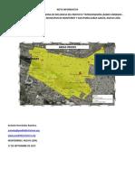 Diagnóstico ambiental de la zona de influencia del proyecto interconexión Valle Oriente-Macroplaza