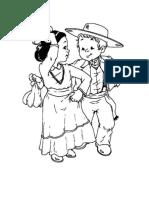Dibujos Fiestas Patrias