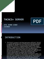 Tacacs+ Server project reo\prt