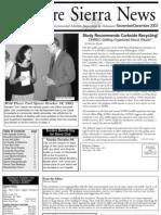 Nov-Dec 2003 Delaware Sierra Club Newsletter