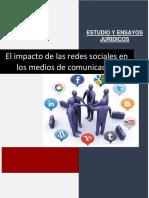 El Impacto de Las Redes Sociales en La Comunicación