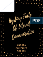hystory facts of internet communication
