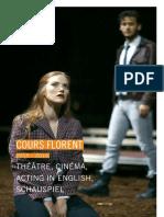 Cours Florent Formation Acteur Brochure 2015 2016 (1)