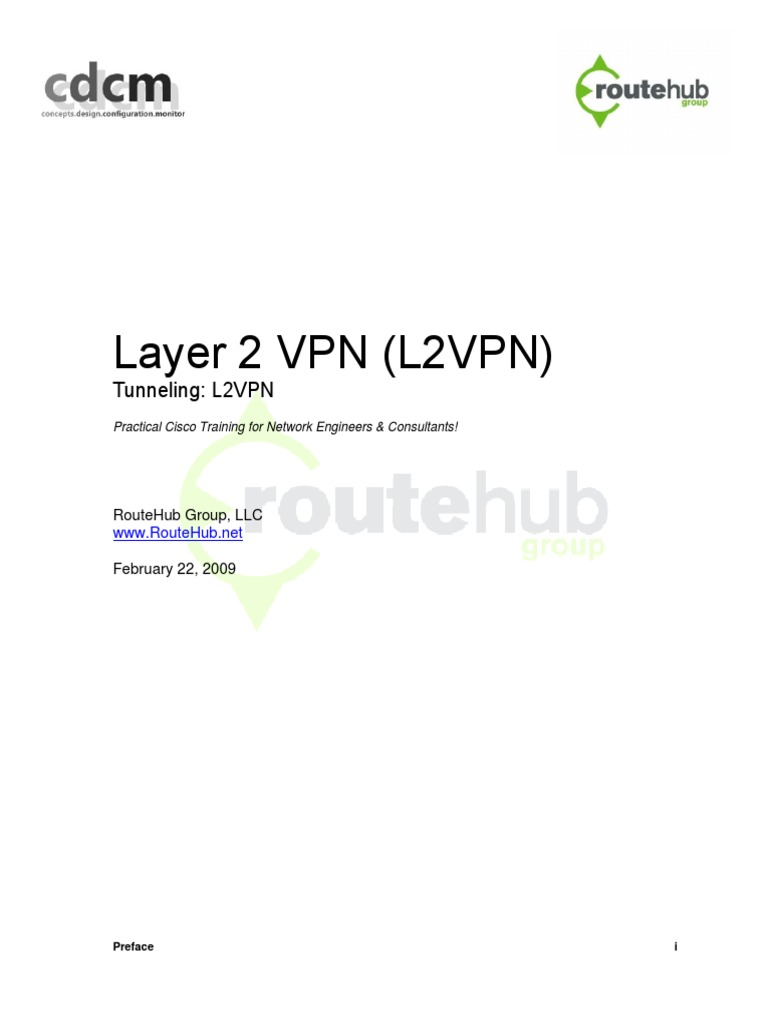 routehub-TUNNEL-L2VPN pdf | Multiprotocol Label Switching