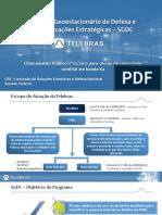 SGDC - Posição TELEBRAS