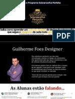 Curso Online de Design de Sobrancelhas