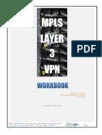 Mpls l3 VPN Workbook