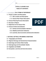Plan de Clausura Típica_índice