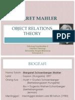 KELOMPOK 2 Margaret Mahler