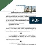 Ficha de Revisões - 8.º
