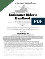 AERC Rider Handbook