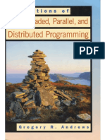 Gregory R. Andrews-Foundations of Multithreaded, Parallel, And Distributed Programming-Addison-Wesley (1999)