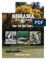 2009 Nebraska Game and Parks Commission Annual Report