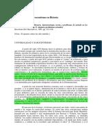 Universalidad y eurocentrismo en Historia.