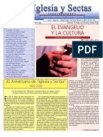 Iglesia y Sectas 96 Con Suplemento