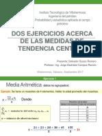 Actividad2EjerciciosMedidasTendenciaCentralSalvadorSuazo