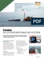 Pilotstar Berthing Aid System