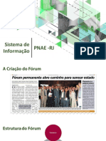 Sistema de Informação | PNAE-RJ