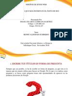 Actividad No. 4 Presentación Sobre SEO_Ismael_Zambrano