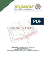 Hermenéutica Básica