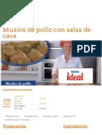 Muslos de pollo con salsa de cava - Nestlé Cocina.pdf