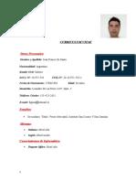 CV - Juan Franco Di Santo