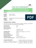 DLEP 69 Sulfuro de Hidrógeno