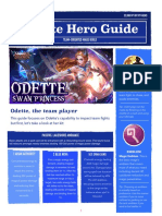 Odette guide School Newsletter