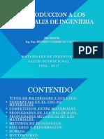 Introduccion a Los Materiales de Ingenieria