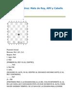 Estudio de Ajedrez Mate de Rey, Alfil y Caballo.pdf