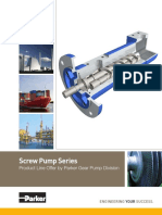 GR Screw Pumps
