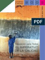 Educación para Todos EL IMPERATIVO DE LA CALIDAD.pdf