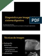 Diagnostico Por Imagen Del Sistema Digestivo
