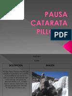 PAUSA CATARATA PILLONES