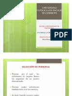 Selccion de Personal 1 y 2