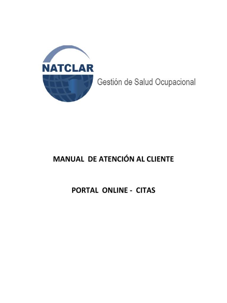 citas online natclar