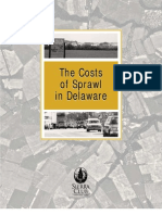 The Costs of Sprawl in Delaware