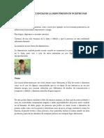 Causas y Consecuencias de La Desnutricion en Nuestro Pais