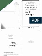 ROEDERER, J. - Acústica y Psicoacústica de la Música.pdf