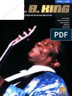 Guitar Play Along Vol. 100 - B.B. King
