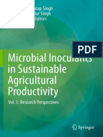 Microbial Inoculants In Sustainable Agricultural Productivity Vol. 1
