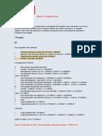 01915 Te 225 Prova Comentada - Gabarito
