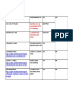 cursos calendario