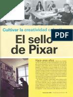 El Sello Pixar